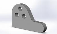 تصميم اشكال هندسة معقدة و بسيط بواسطة برنامج تصميم مدعم بالحاسوب صوليدوركس Solidworks