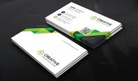تصميم بطاقات العمل بجودة عالية و بجميع اللغات business card