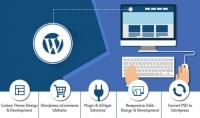 إنشاء موقع ووردبرس عالي الجودة و متجاوب مع جميع الشاشات 3 صفحات