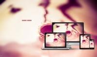 تصميم مواقع الكترونية سعر صفحتين متجاوبة مع جميع الشاشات