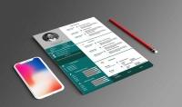 تصميم سيرة ذاتية احترافية بالعربي أو الإنجليزي CV