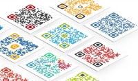 سوف اصنع QR code احترافي مع جمالية التصميم و LOGO