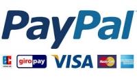 حساب باي بال PayPal مفعل 100٪