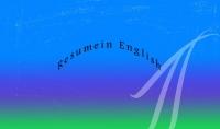 كتابة السيرة الذاتية باللغة الانجليزية