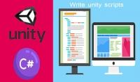 تعليمك برمجه الالعاب حتى الاحتراف و ربح المال من برنامج unity 3d