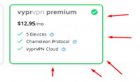 شراء لك برنامج VyprVPN Premuim عملاق التخفي وتغيير الموقع والحماية من القراصنة بـ5 دولار بدلا من 13 دولار
