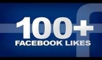 100 اعجاب لثلاث منشورات او صور خاصة بك