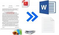 تحويل ملفات pdf الي ملفات word قابلة للتعديل عليها
