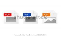 تحويل pdf الى doc والعكس
