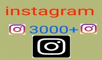 إضافة 3000 Followers لحساب Instagram الخاص بك