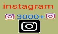 إضافة 3000 Followers لحساب Instagram الخاص بك