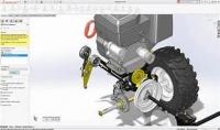 بتشكيل قطع المكانكية ثلاثية ابعتد بواسطة solideworks