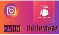 إضافة 2500 متابع حقيقي على الإنستغرام 5$ في وقت وجيز مع عدم النقصان