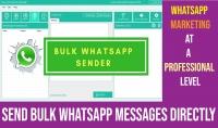 تسليمك برنامج whatsapp sender pro