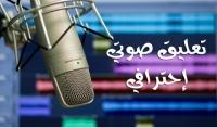 تعليق صوتي باللغه العربيه بصوت رخيم واذاعي