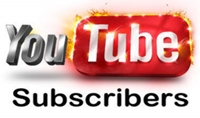 تزويد قناتك في يوتيوب 1050 مشترك - Subscribers