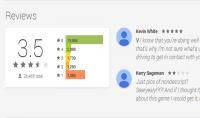 100 تحميل لتطبيقك   10 تقيمات   10 تعليقات علي جوجل بلاي