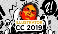 كورس تعلم 2019 adobe illustrator للمبتدئين فقط ب $10.
