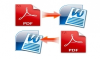 تحرير ملفات pdf وتحويلها الى word كل 100 صفحة مقابل 5 دولار