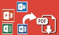 تحويل اى ملف من PDF الىJPG PDF إلى POWERPOINT PDF EXCELإلى PDFاو word او Exail