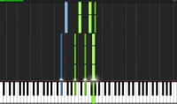 تدوين النوته لفيديوهات SYNTHEIA واعطائك ملف MIDI و PDF