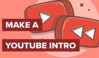تصميم مقدمة لفيديو يوتوب خاص بك intro