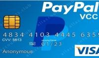 أنا سوف تساعدك على الحصول على بطاقة افتراضية للتحقق بايبال