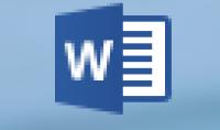 كتابة مستند وورد مكون من 10 صفحات وتحويله الى pdf