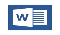 تحرير النصوص باستخدام برنامج Word