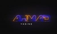 Neon text animation
