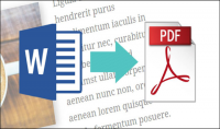 أزل العلامة المائية من ملفات pdf وقم بالتعديل على الملفات المختلفة