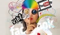تصميم غلاف احترافي لقناتك على يوتيوب او حسابك على فيسبوك او انستغرام