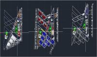 تصميم إنشائي هندسي متميز ل منزل عمارة فيلا ....عمل مشاريع و أبحاث لجميع المستويات