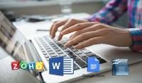 كتابة وتفريغ 6000 كلمة في برنامج Word بجودة و تنسيق رائع