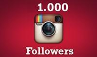 إضافة1000 متابع 100% عربي خليجي لحسابك علي أنستغرام