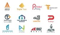 تصميم شعارات احترافية لقناتك او مشروعك او شركتك