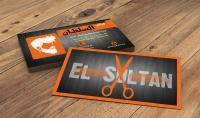 تصميم بطاقات أعمال أو بطاقات شخصية