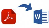 تحرير ملفات pdf تحويلها الى ملفات word في اسرع وقت و بسعر مناسب حيث كل 40 صفحة مقابل 5 دولار فقط
