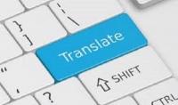 مرحبًا أنا مترجم. أترجم الإنجليزية إلى العربية أو من العربية إلى الإنجليزية