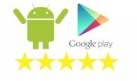 20 تقييم لتطبيقك على متجر جوجل بلاي