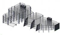 تصميم إنشائي كامل للمنزل