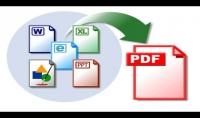 تحويل ملفات word إلى PDF