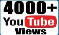 4000 مشاهدة امنة للفيديو الخاص بك على يوتيوب