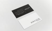 تصميم بطاقات عمل احترافية