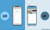 تصميم واجهة مستخدم احترافية لأيفون وأندرويد UX UI Design