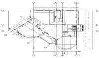 رسم مخططات معمارية  2d
