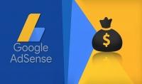 انشاء حساب Google Adsense