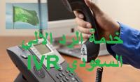خدمة الرد الآلي السعودي IVR
