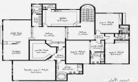 تصميم مخطط منزل