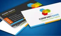 تصميم بطاقات أعمال Business Card بجودة عالية